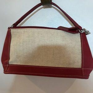 Coach mini purse or wristlet